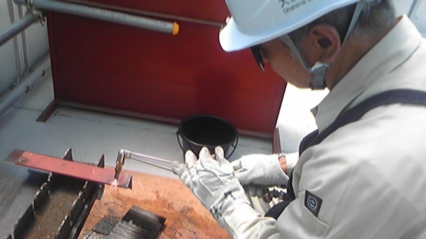 ガス 溶接 技能 講習